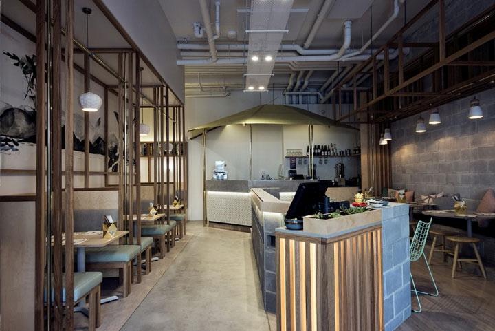 Vietnamese-Restaurant-Interior