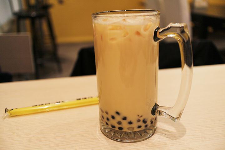 Boba-Tea - Popular Trend