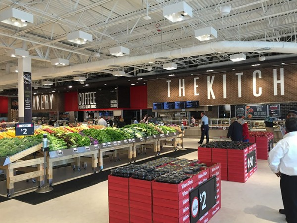 Winn Dixie's New-Concept Store Emphasizes Excellent Customer Service