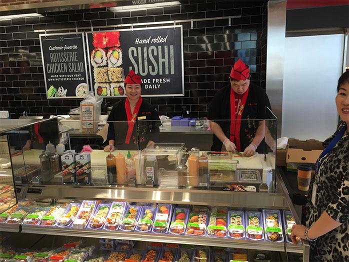 Winn-Dixie-Sushi