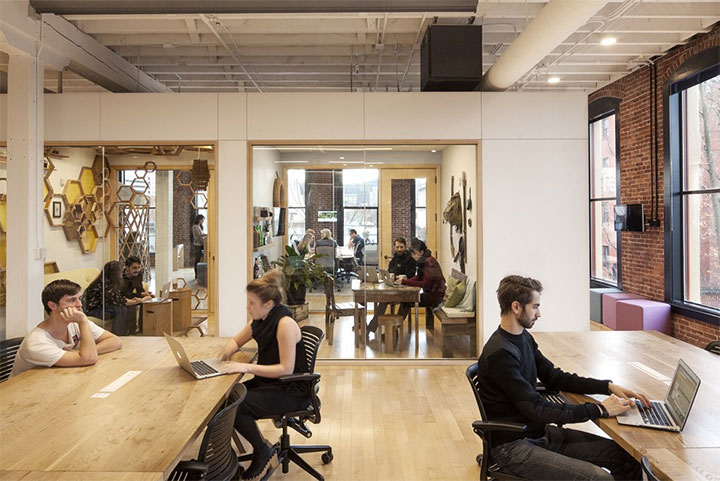 Communal-Office-Design