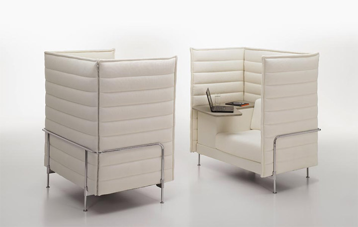 Work-Privacy-Seating