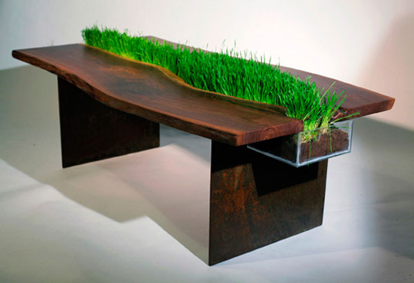 table-planter
