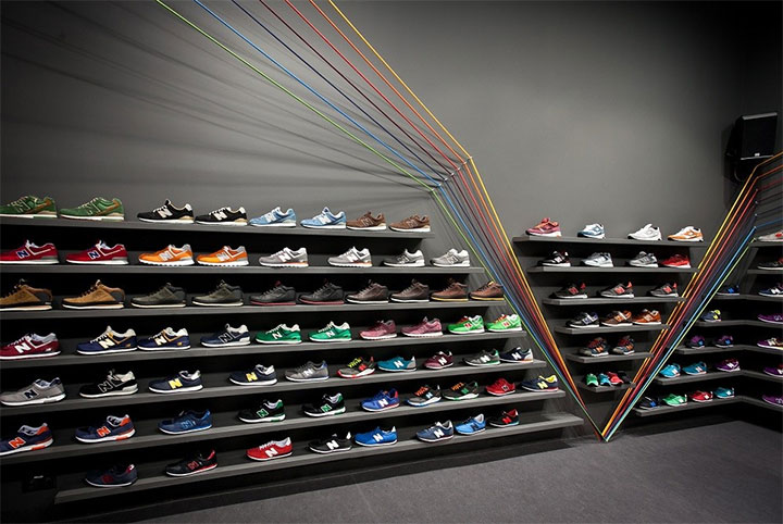 Branding-and-Shoe-Store-Design