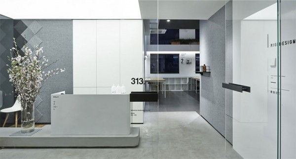 Minimalist Office Design Proves Simplicity Is a Winning Concept