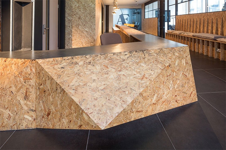 Particle-Board-Counter-in-Office-Design