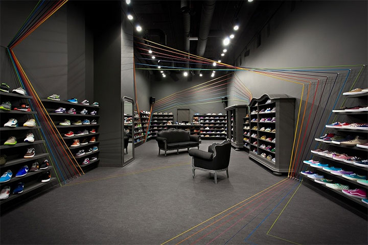 Sneaker-Store-Design