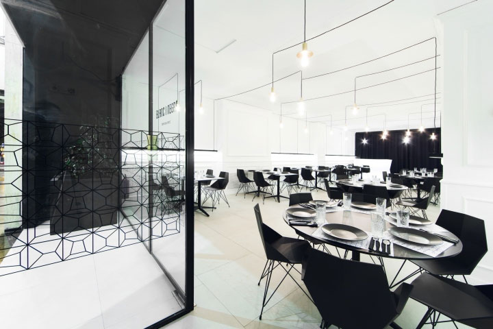 Geometric-Furniture-in-Restaurant-Design