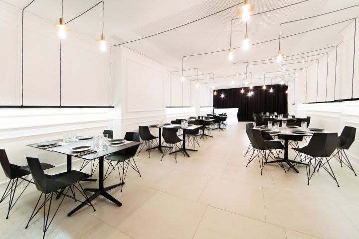 Industrial-Lighting-in-Restaurant-Design