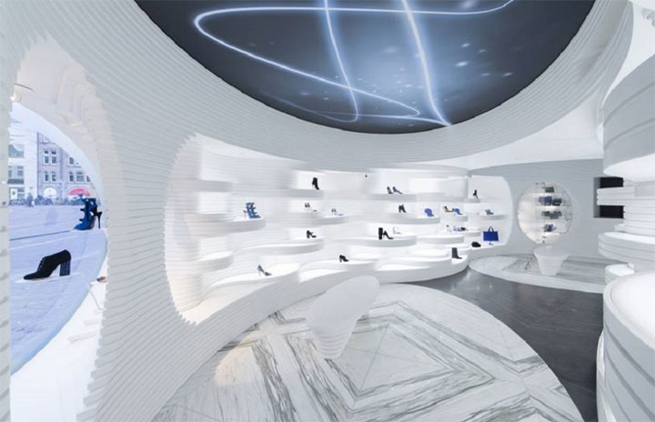 Luxury-Shoe-Store-Design
