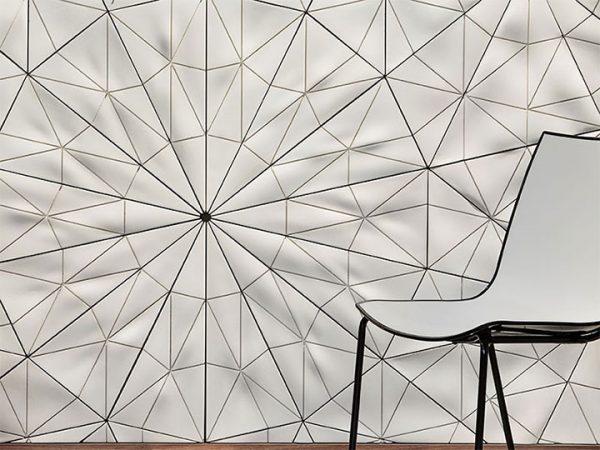The Aperiodix Tile System - Impeccable Geometry in Interior Design Materials