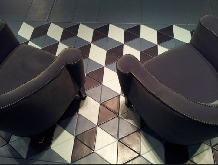 Leather-Tiles-Floor-Treatment-Interior-Design