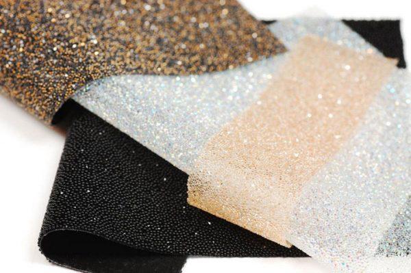 Sparkling Crystal Fabric by Swarovski Brings Glamor into Interior Design