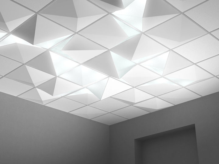 Acrylic-Glass-and-Metal-Light-System-in-Ceiling-Design