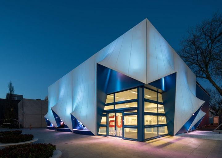 Fabric-and-Bioplastic-Building-Facade-Design