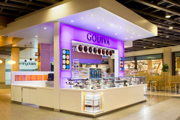Vibrant Colors Give Kiosk Design the Cool Vibe