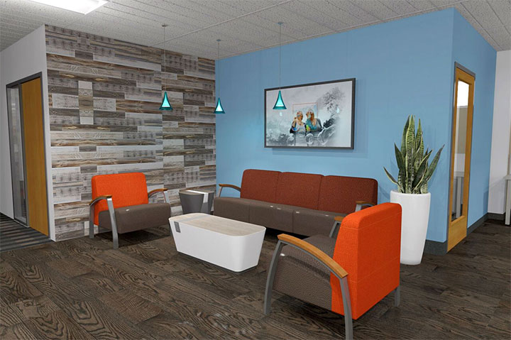 Orange-and-Blue-Office-Design