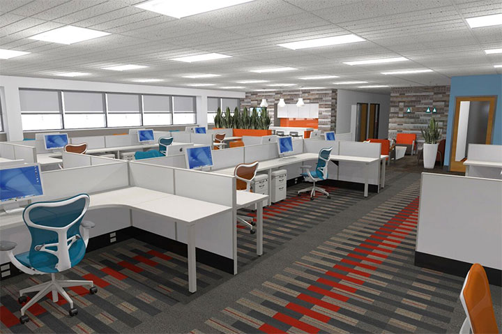 White-Furniture-in-Office-Design