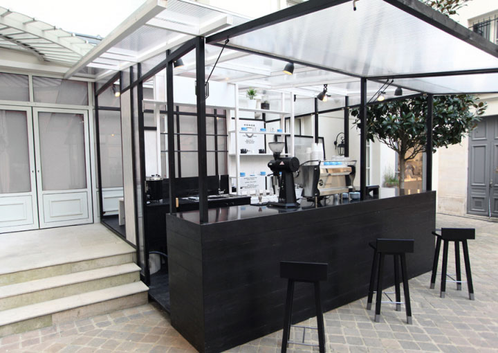 black-and-white-coffee-kiosk-design