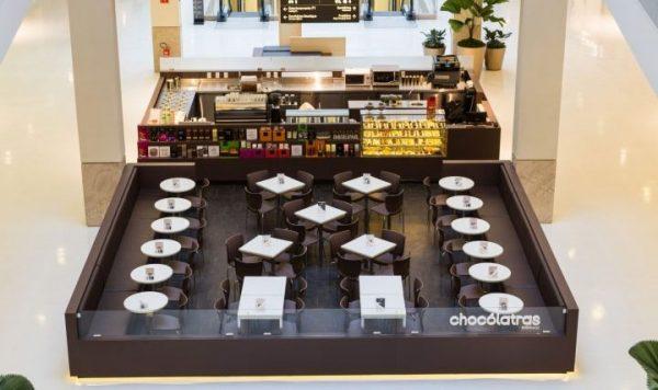 Chocolate Kiosk Design