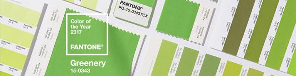 2017 Pantone Color of the Year Suggests Fresh Hope and a Return to Nature
