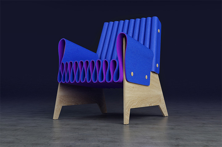 Chairs for Creative Interior Designs