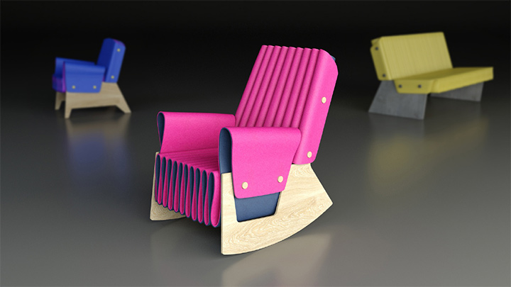Furniture For The Future U2013 Innovative Chairs For Creative Interior Designs