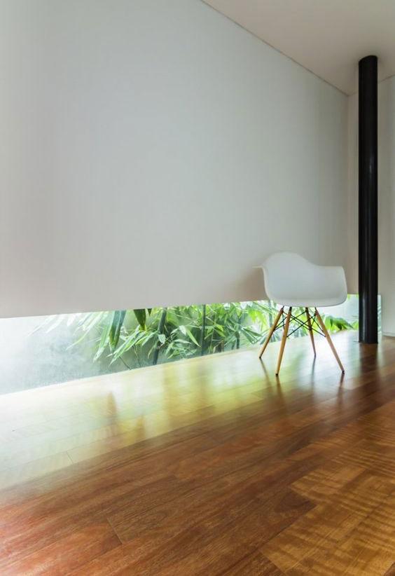 wood flooring office interior design
