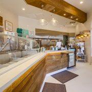 Jojos Creamery Ice-Cream Shop Interior Design