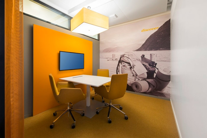 Office Interior Design for Employees Well-being