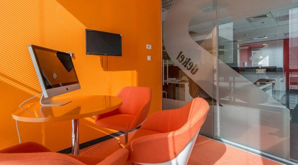 Office Interior Design - When Low Budget Meets Creativity