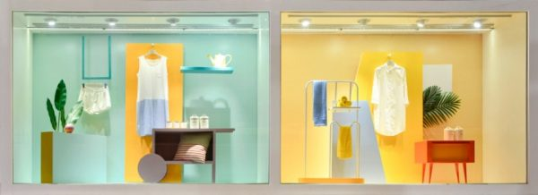Retail Interior Design - How to Create the Perfect Window Display for a Clothing Store