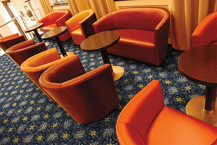Wool Hemp And Recyclable Materials Carpet Options For Green Interior Designs