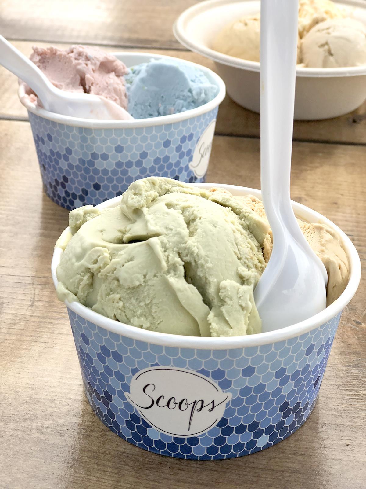 Ice-Cream Store Design