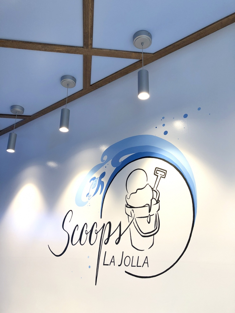 Ice-Cream Store Design