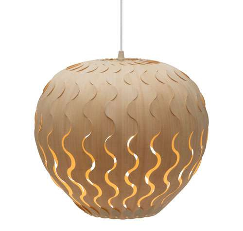 Cutout light fixtures are trending in contemporary interior designs