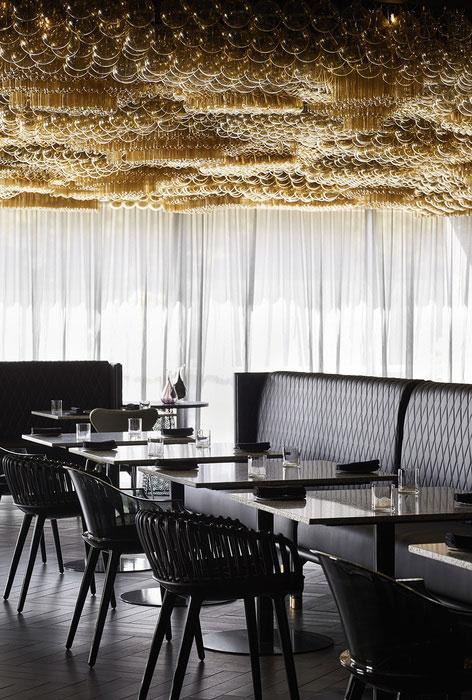 Lighting as the Main Element in Restaurant Design