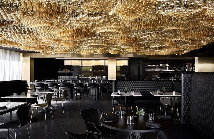How to Use Lighting as the Main Element in Restaurant Design