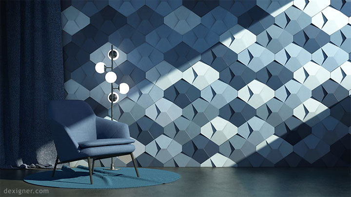 revitalizing your interior design with hand painted and 3 d tiles