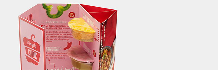 New Packaging and Branding Design Promises to Make Cooking Easy