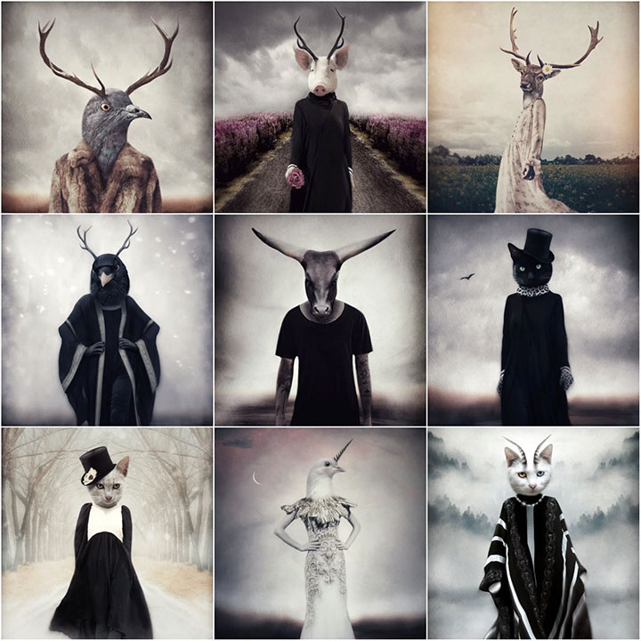 Business-Halloween-Wall-Decor-Gothic-Art