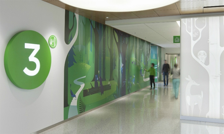 Creating A Visual Impact With Wall Treatments For Kids