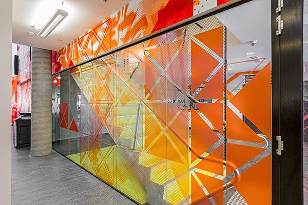 Breathing Life Into Your Space With Colorful Office Wall