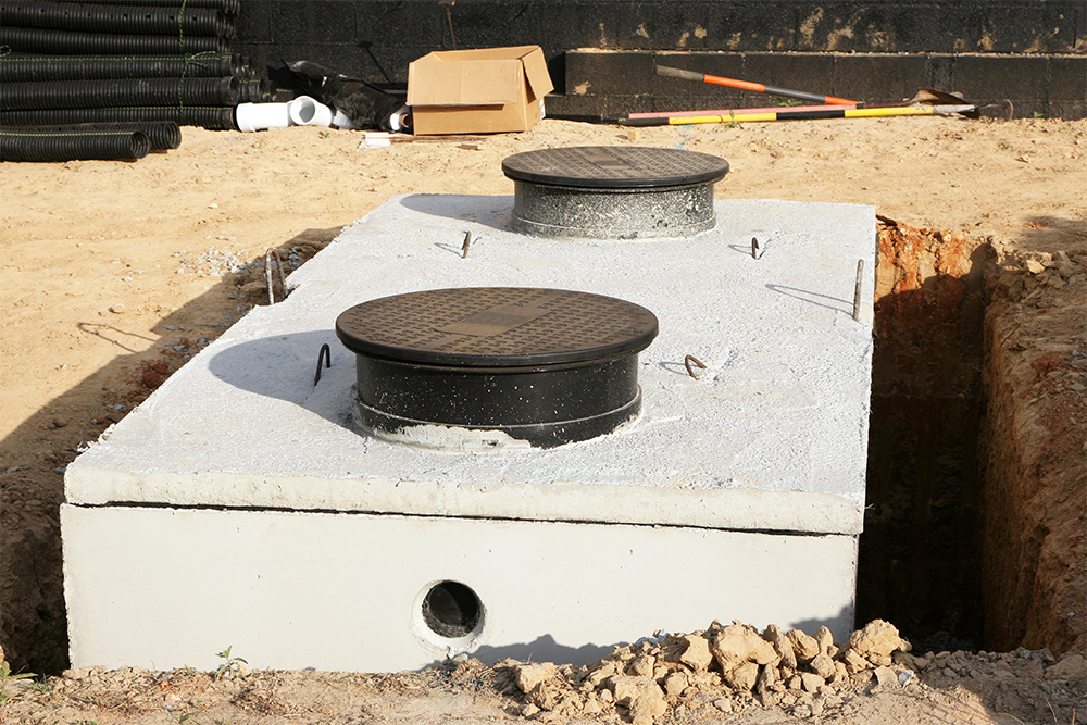 Grease trap or interceptor cover