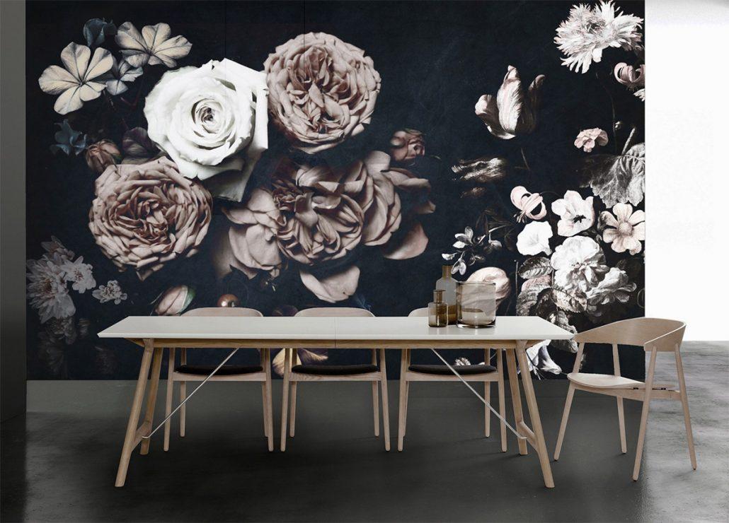 Wallpaper large print