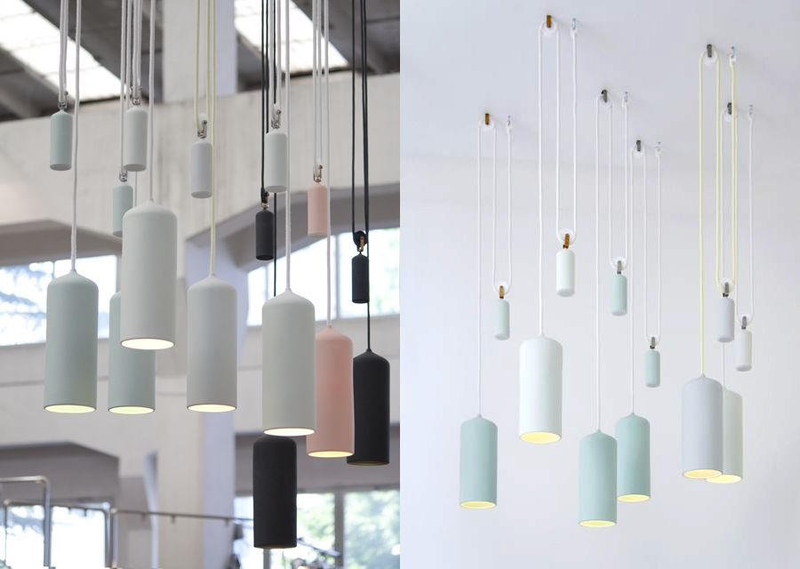 Studio WM light fixtures