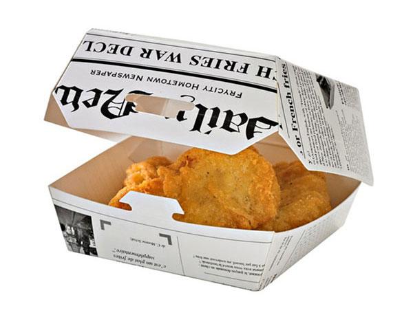 Takeaway Packaging for Restaurant