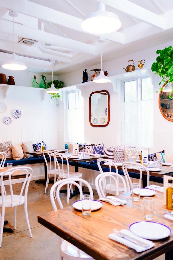 Restaurant Spanish style