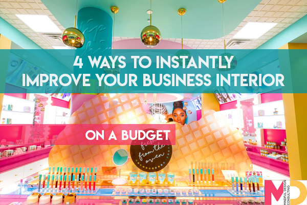 Improve Your Business Interior on a Budget