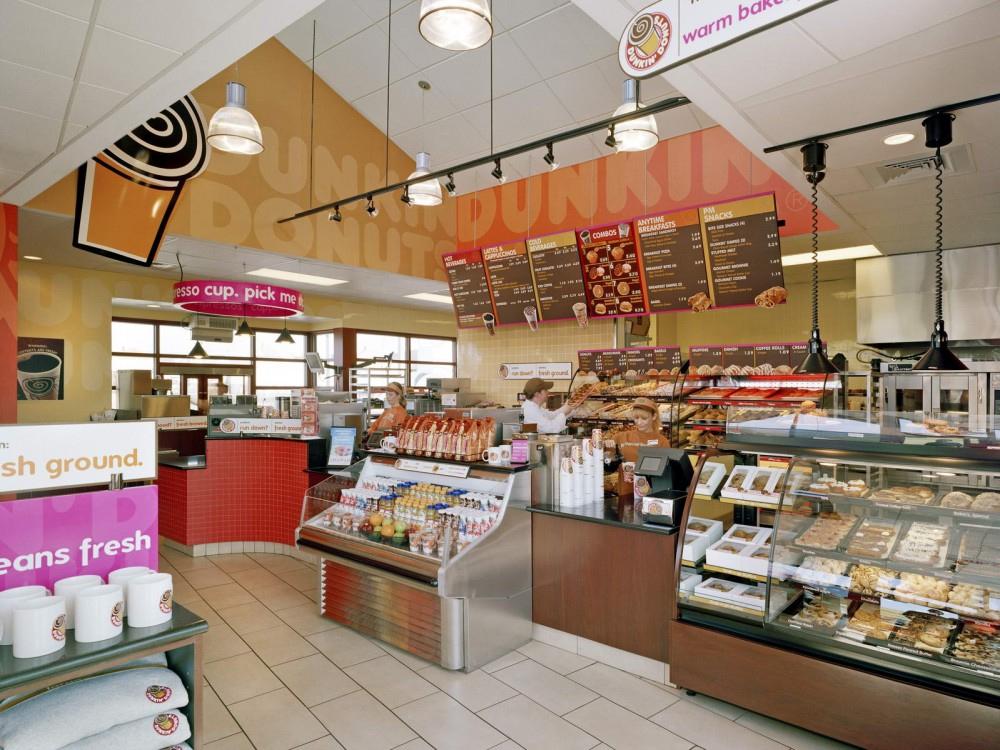 Donut Store Rebranding Design